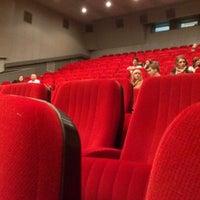 Снимок сделан в Кинотеатр «Украина» пользователем Eva T. 11/8/2012