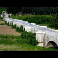 1/24/2013 tarihinde Levent Y.ziyaretçi tarafından Justinianus Köprüsü'de çekilen fotoğraf