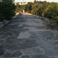 6/23/2013 tarihinde Levent Y.ziyaretçi tarafından Justinianus Köprüsü'de çekilen fotoğraf