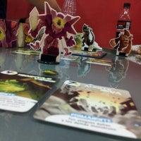 Foto tomada en Kaburi Rol & Games por Alejandra G. el 1/19/2013