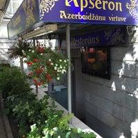 Foto diambil di APSHERON Restaurant oleh Inga D. pada 8/30/2015