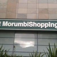 Foto tomada en MorumbiShopping por Rodrigo F. el 1/19/2013
