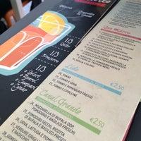 7/11/2014에 Iarno C.님이 Tramé - Original Venetian Sandwiches에서 찍은 사진