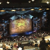 Foto tomada en Teatro Gershwin por Xi C. el 1/11/2013
