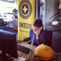Photo prise au Okego HQ par Regina B. le10/3/2013