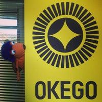 Photo prise au Okego HQ par Regina B. le10/18/2013