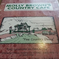 dddad1ec794 ... Photo taken at Molly Brown's Country Cafe by Joe P. ...