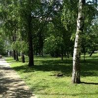 Снимок сделан в Чапаевский парк пользователем Anastasia A. 6/6/2013