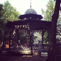 Foto diambil di Hermitage Garden oleh Gwen A. pada 8/20/2013