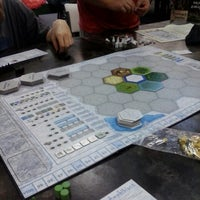 Photo taken at Imperial Outpost Games by Danelle C. on 3/30/2013