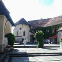 Das Foto wurde bei Burg Bled von Александр В. am 6/11/2013 aufgenommen