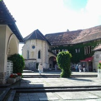 Foto scattata a Blejski Grad | Bled Castle da Александр В. il 6/11/2013