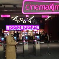 1/4/2013 tarihinde Esen C.ziyaretçi tarafından Cinemaximum'de çekilen fotoğraf