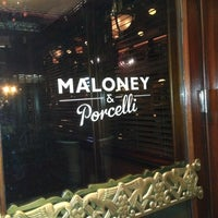 11/7/2012にTony F.がMaloney & Porcelliで撮った写真