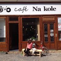 Das Foto wurde bei Café Na kole von Silvia K. am 4/12/2014 aufgenommen