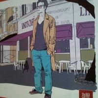 Das Foto wurde bei The Red Coffee Box von Angel R. am 11/8/2012 aufgenommen
