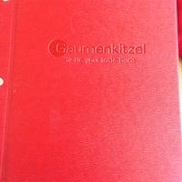 รูปภาพถ่ายที่ Gaumenkitzel Restaurant โดย Eric J. เมื่อ 4/14/2013
