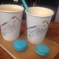 Das Foto wurde bei Кафедра кофе von Виктория am 3/30/2017 aufgenommen