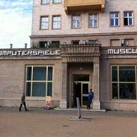Das Foto wurde bei Computerspielemuseum von Karl Olav G. am 9/28/2012 aufgenommen