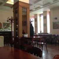 Снимок сделан в Кав'ярня на Соборній пользователем Вадим Б. 9/17/2013