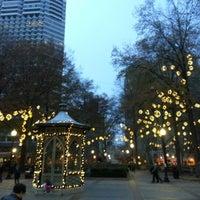 Das Foto wurde bei Rittenhouse Square von Shangchun Y. am 12/2/2012 aufgenommen