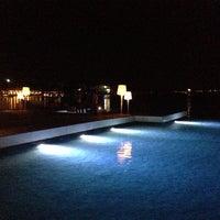7/20/2013 tarihinde Melike L.ziyaretçi tarafından Sole&Mare'de çekilen fotoğraf