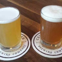 Foto scattata a Cellarmaker Brewing Company da Espen H. il 10/24/2013