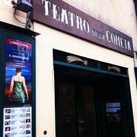 Foto tirada no(a) Teatro Della Cometa por Simone P. em 2/4/2014