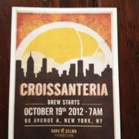 Foto diambil di Croissanteria oleh martin n. pada 10/20/2012