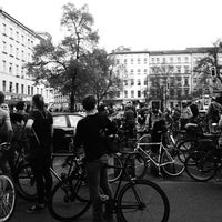 Photo prise au Critical Mass Berlin par Max G. le4/25/2015