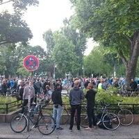 Photo prise au Critical Mass Berlin par Max G. le7/31/2015