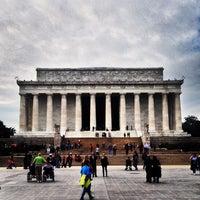 Photo prise au Mémorial Lincoln par John B. le11/4/2013