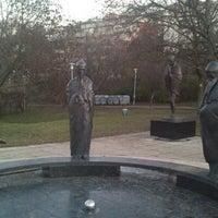 1/5/2013 tarihinde Genoveva P.ziyaretçi tarafından Filozófusok kertje'de çekilen fotoğraf