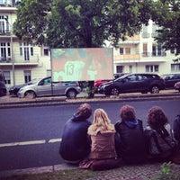6/21/2014에 Mirjam G.님이 Blaumilchkanal에서 찍은 사진