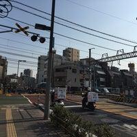 Foto tomada en 東武鉄道業平橋留置線 por ritsuko y. el 2/24/2018