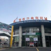 청주고속터미널 (Cheongju Express Bus Terminal) - Bus Station in 청주시