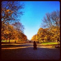 Das Foto wurde bei Kensington Gardens von Simon O. am 11/14/2012 aufgenommen