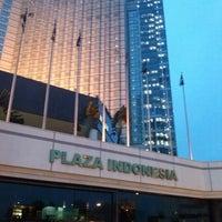 11/26/2012 tarihinde Sutrioziyaretçi tarafından Plaza Indonesia'de çekilen fotoğraf