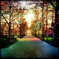 Снимок сделан в Парк-аллея «Восход» пользователем Polinchik K. 5/7/2013