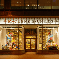 Photo Taken At Mackenzie Childs Nyc By On 4 6