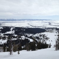 3/15/2013にChristine S.がGrand Targhee Resort Altaで撮った写真