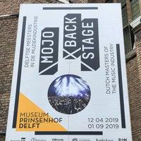 Foto diambil di Museum Prinsenhof Delft oleh Kees H. pada 8/20/2019