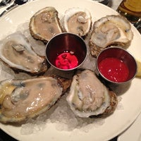 Photo taken at Oyster House by Tiffany H. on 2/9/2013