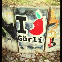 Снимок сделан в Görlitzer Park пользователем Henrik N. 4/16/2013