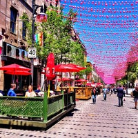 Photo prise au Village Gai / Gay Village par Marie-Eve V. le6/12/2013