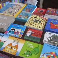 3/14/2014 tarihinde MásKe Librosziyaretçi tarafından MásKe Libros'de çekilen fotoğraf