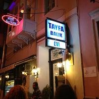 รูปภาพถ่ายที่ Tayfa Balık Evi โดย Zarife O. เมื่อ 1/15/2013