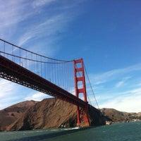 Das Foto wurde bei Golden Gate Bridge von Antonio P. am 8/24/2013 aufgenommen