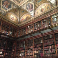 Foto tomada en The Morgan Library & Museum  por JW H. el 7/5/2013