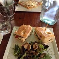Foto scattata a Bino's Bistro & Creperie da Christie C. il 5/26/2013
